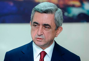 Sargsyan to be sworn in for second term as Armenia's president