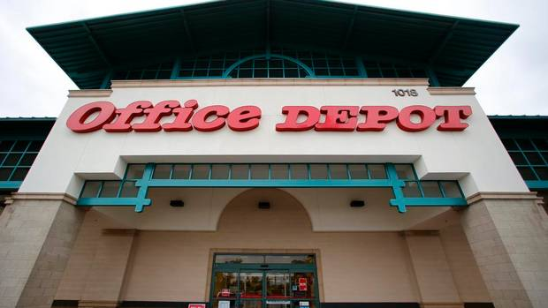 Office Depot confirms $1.2-billion deal with OfficeMax